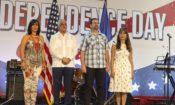 Angelita García de Vargas, Miguel Vargas Maldonado, Patrick Dunn, Meltem Ercan-Dunn
