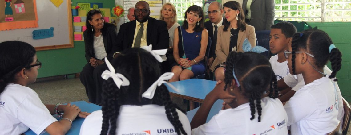 U.S. Embassy Commemorates International Day of the Girl Child