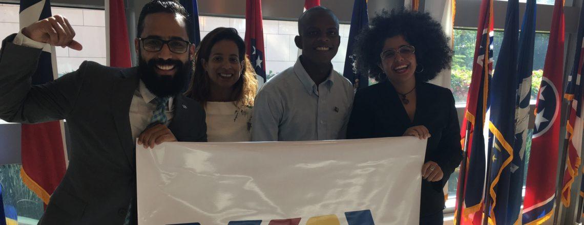 Conoce a los ex becarios del Programa YLAI en República Dominicana