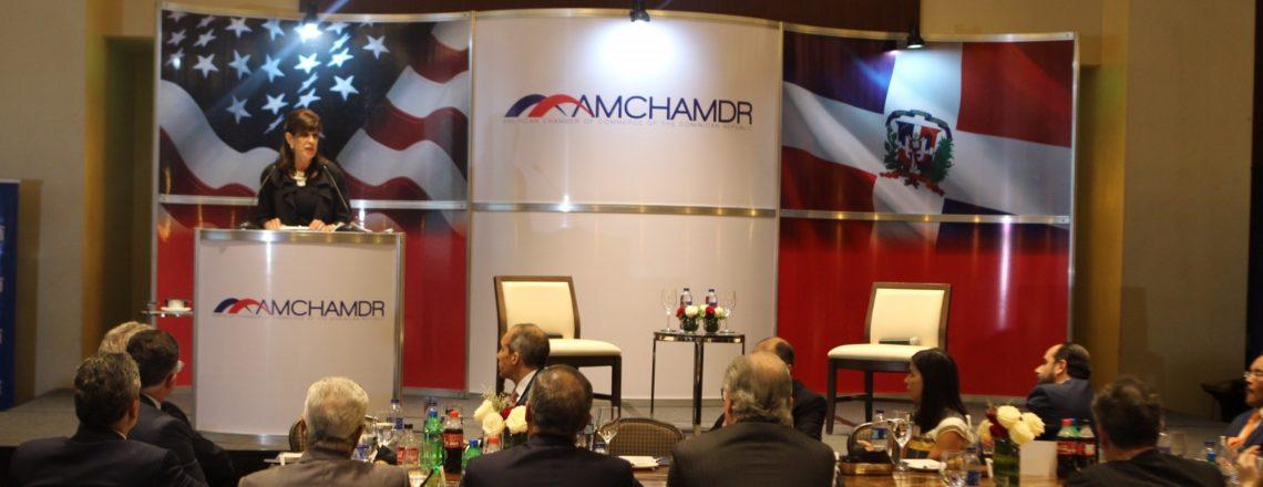 Palabras de la Embajadora Bernstein en almuerzo de Acción de Gracias de AMCHAMDR