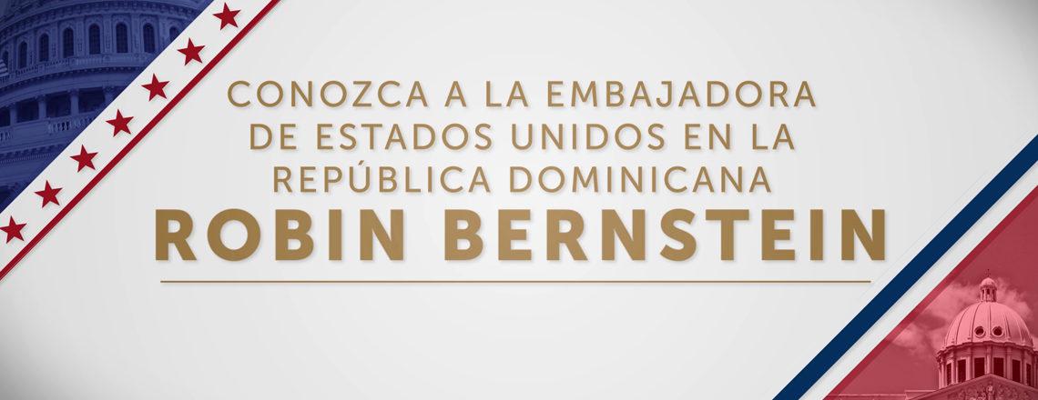 Vídeo introductorio de la embajadora Robin Bernstein