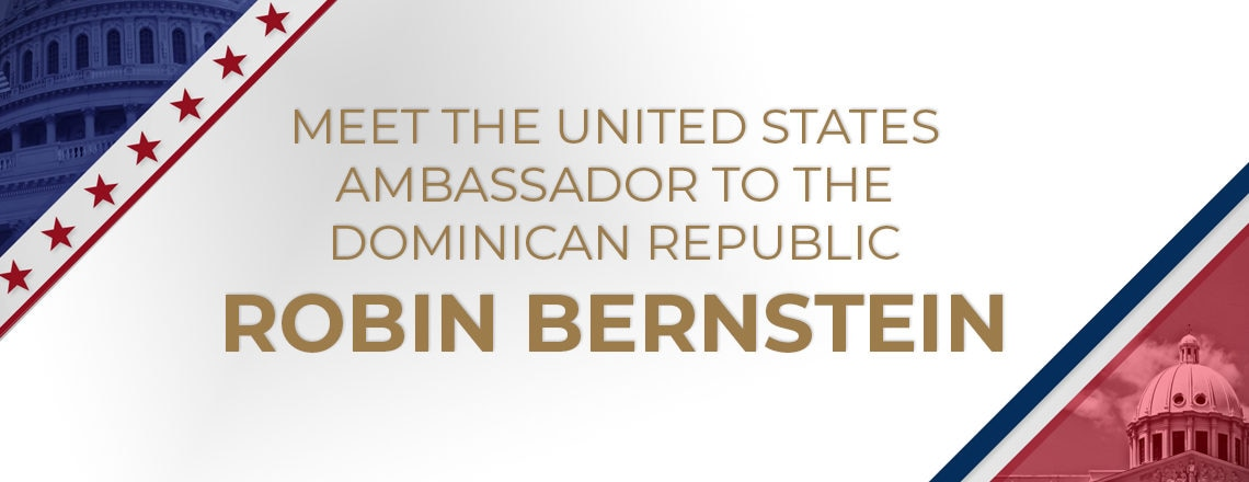 Ambassador Robin Bernstein Introduction Video